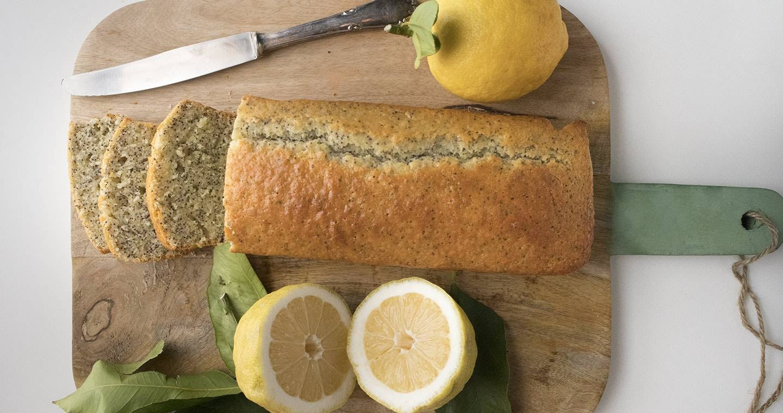 Plumcake al limone e semi di papavero - Parmalat
