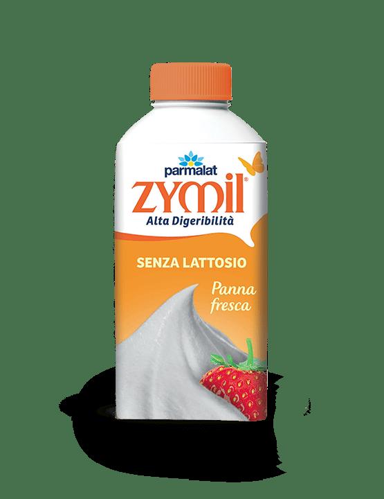 Panna fresca senza lattosio facile da digerire zymil - Differenza panna da cucina e panna fresca ...