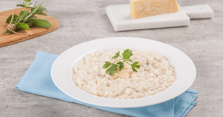 Risotto alla parmigiana - Parmalat