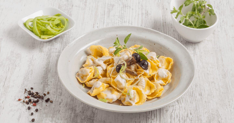 Tortellini panna e funghi - Parmalat