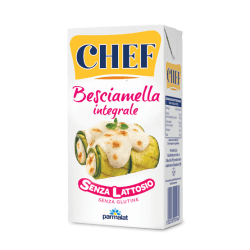 Besciamella senza lattosio Chef