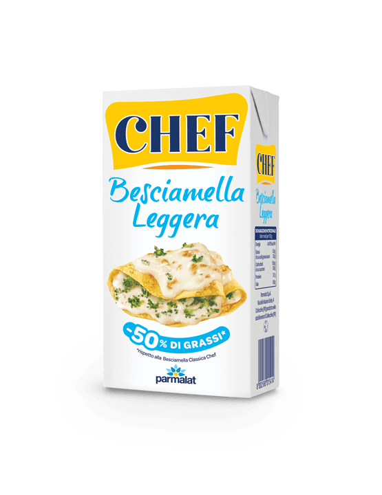 Besciamella Leggera