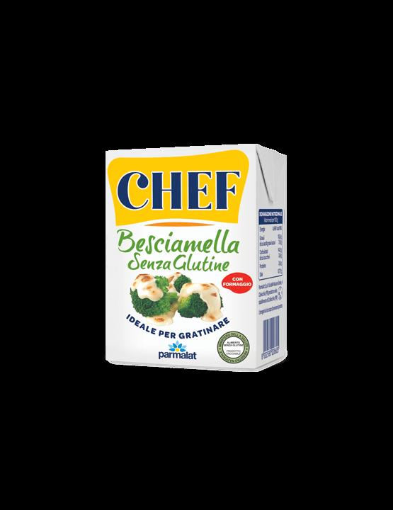 Besciamella Senza Glutine