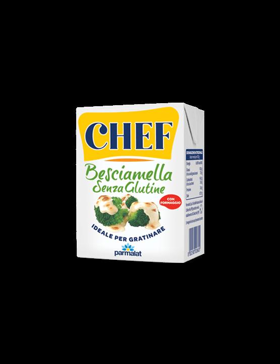 Besciamella Chef senza glutine