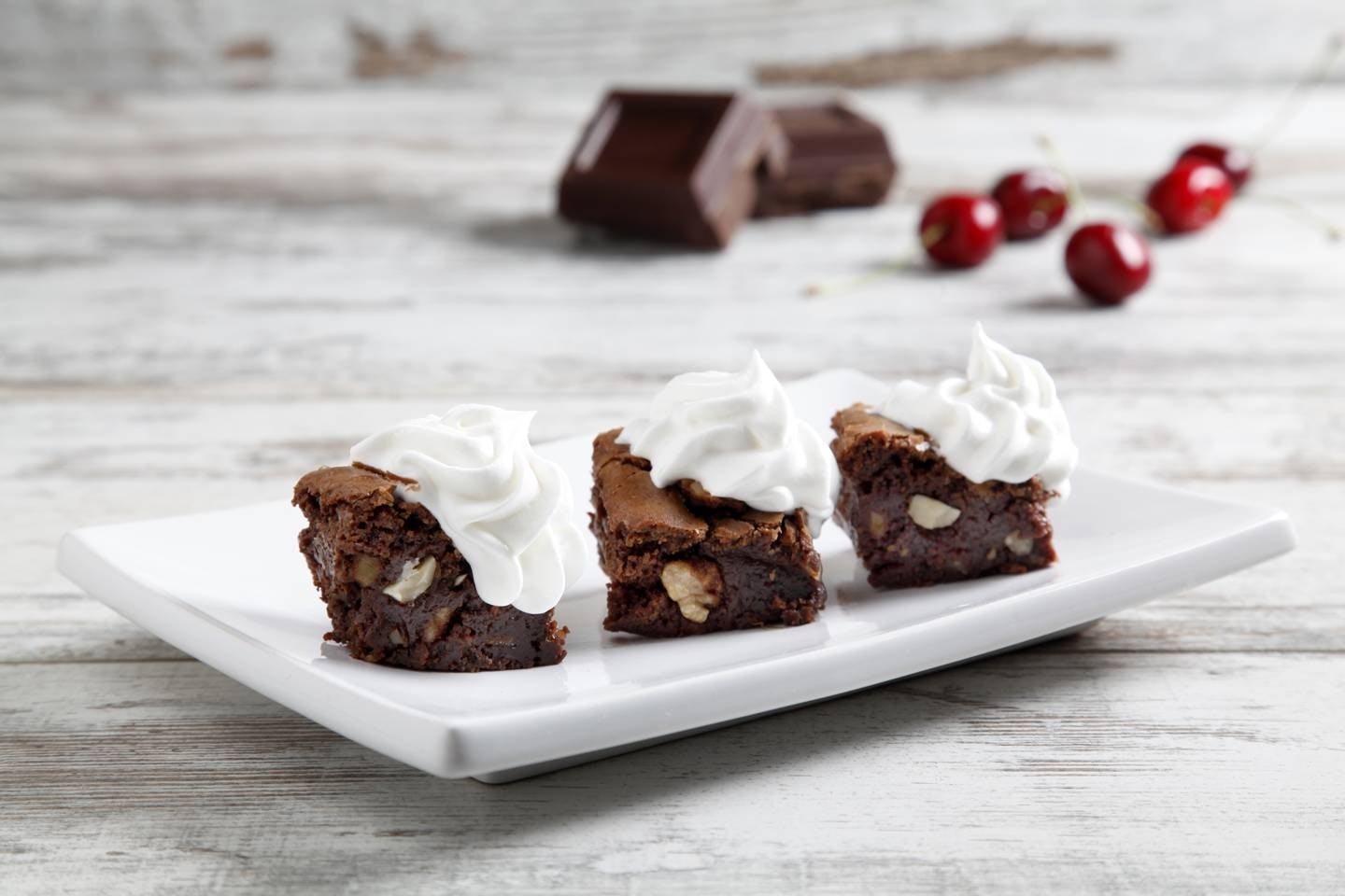 Brownies al Cioccolato - Parmalat