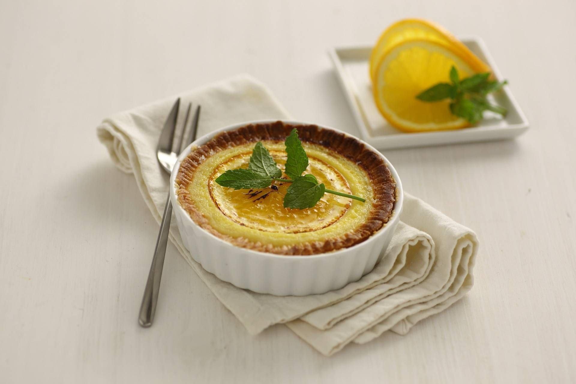 Crostatine all'arancia - Parmalat