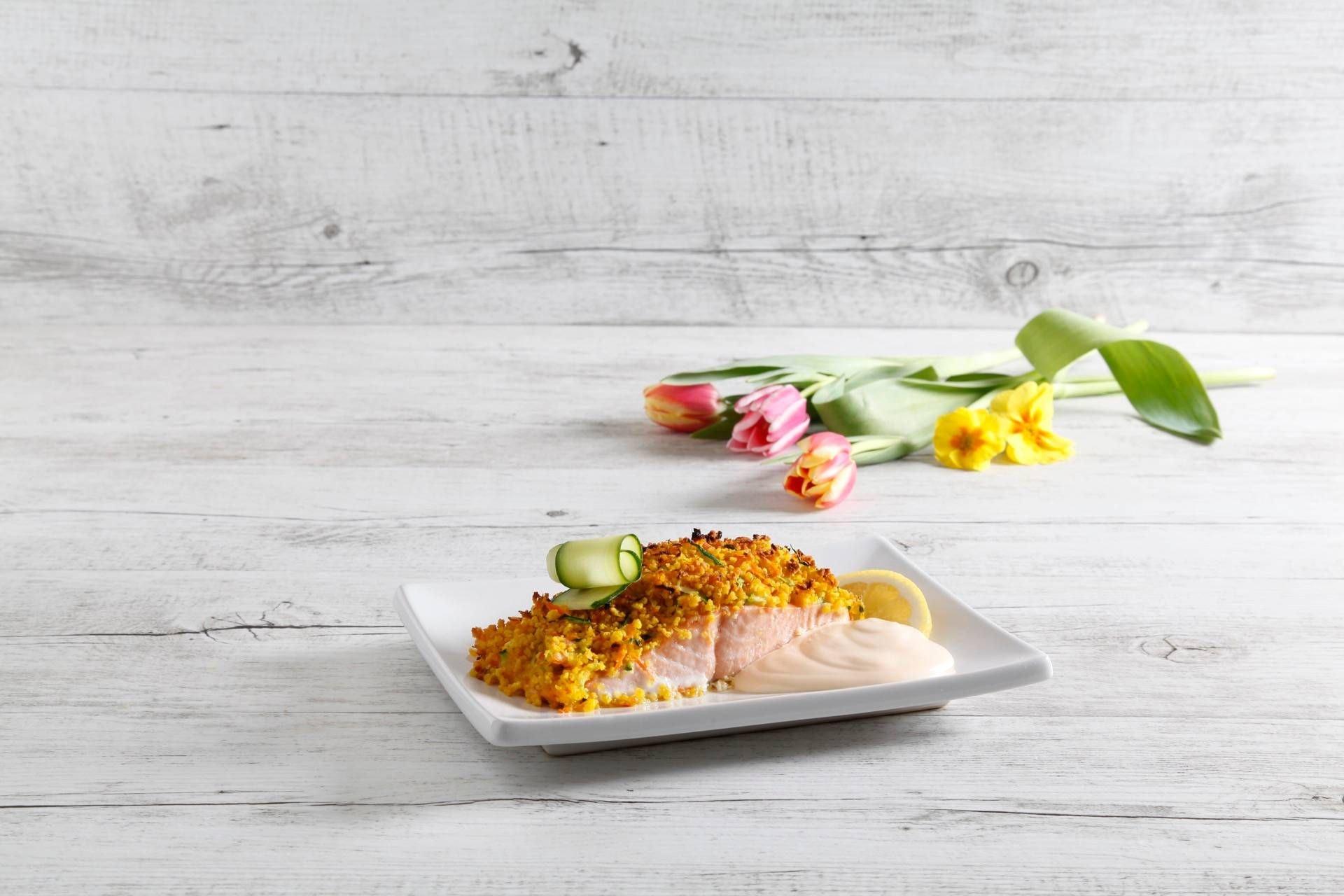 Filetto di Salmone in Crosta - Parmalat