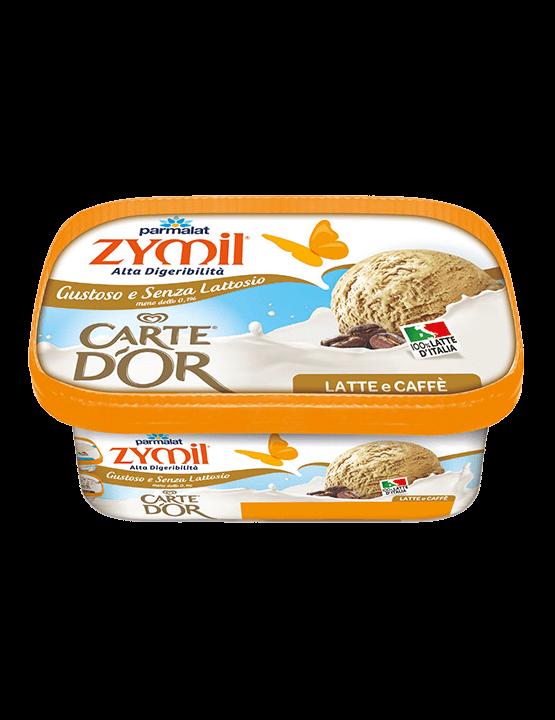 Gelato Zymil Carte d'Or