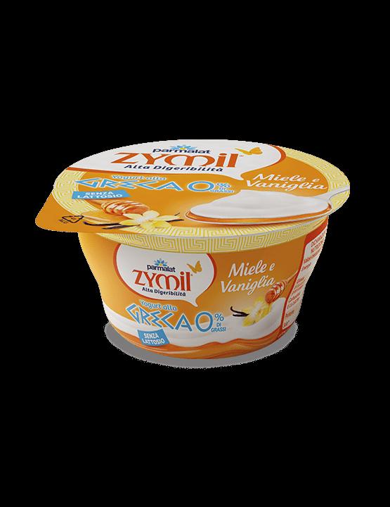 Yogurt alla greca miele e vaniglia