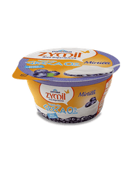 Yogurt Zymil alla greca mirtillo