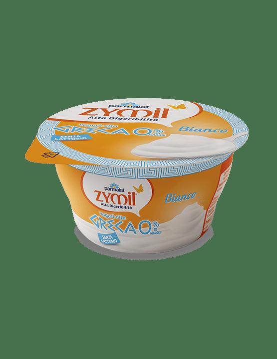 Yogurt alla greca bianco 0 di grassi e senza lattosio for Yogurt greco land