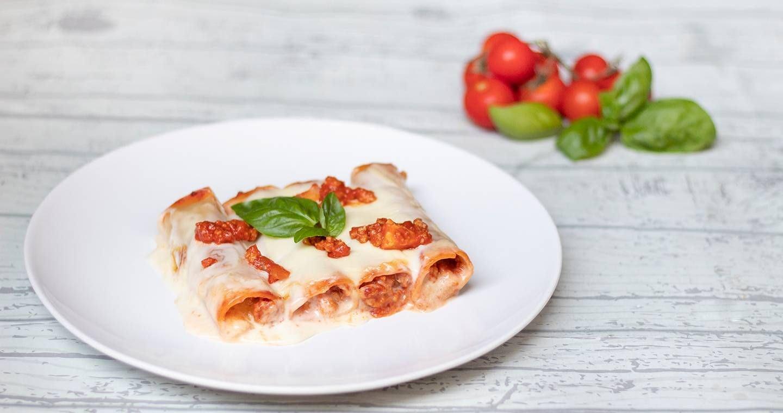 Cannelloni carne e mozzarella - Parmalat