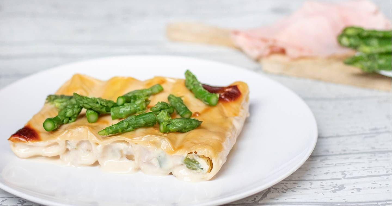 Cannelloni agli asparagi e prosciutto - Parmalat