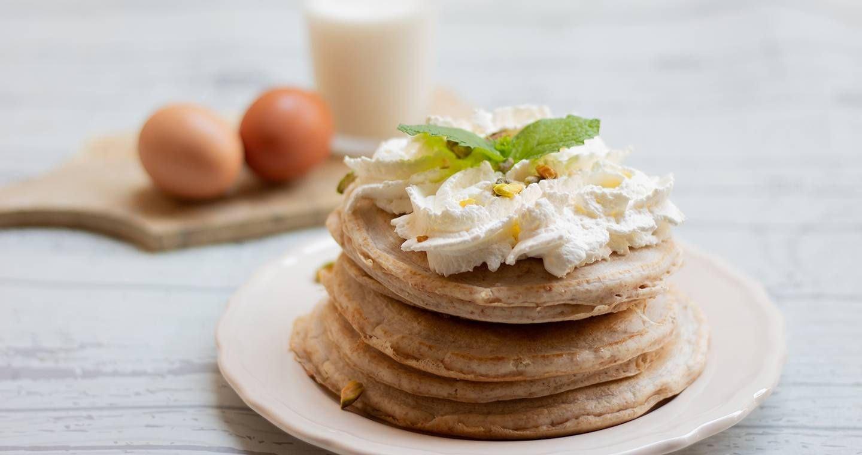 Pancake con farina integrale - Parmalat