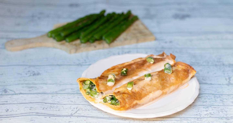 Crêpes agli asparagi - Parmalat