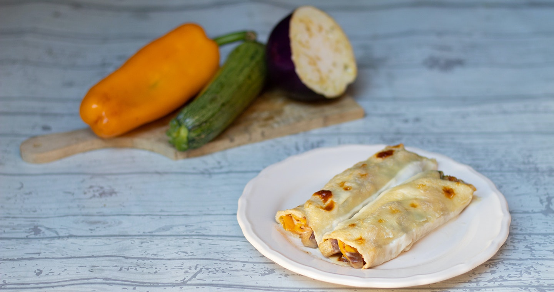 Crêpes vegetariane - Parmalat