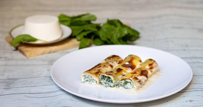 Cannelloni con bietole - Parmalat