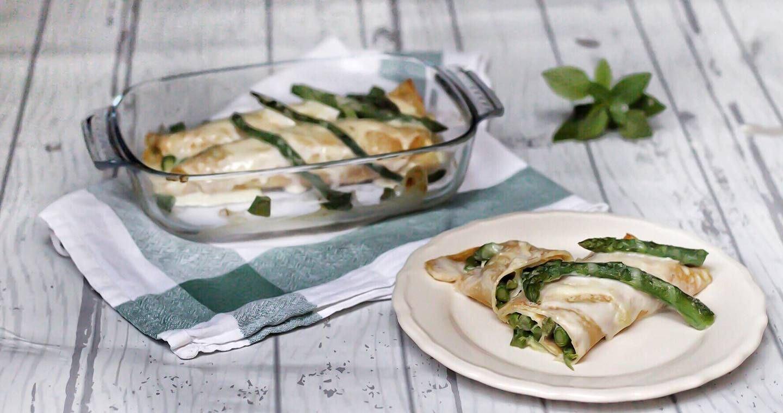 Crespelle agli asparagi - Parmalat