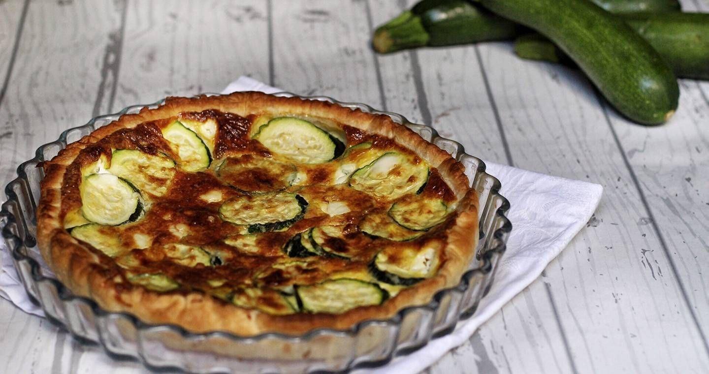 Quiche di zucchine - Parmalat