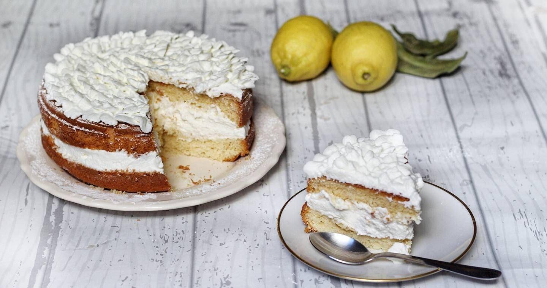 Torta paradiso - Parmalat
