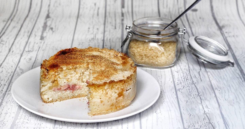 Torta di riso salata - Parmalat