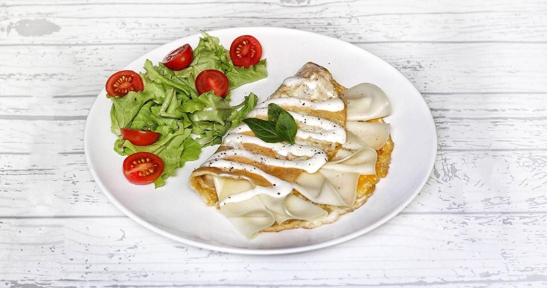 Omelette al formaggio - Parmalat