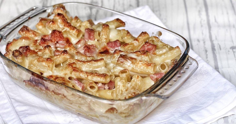 Pasta al forno bianca - Parmalat