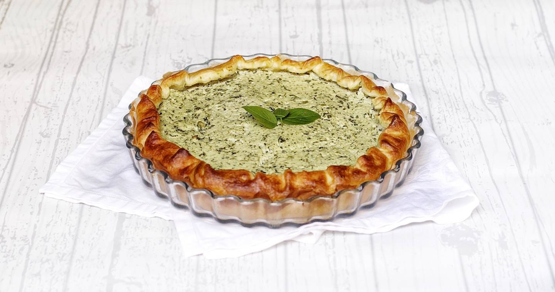 Torta salata estiva - Parmalat