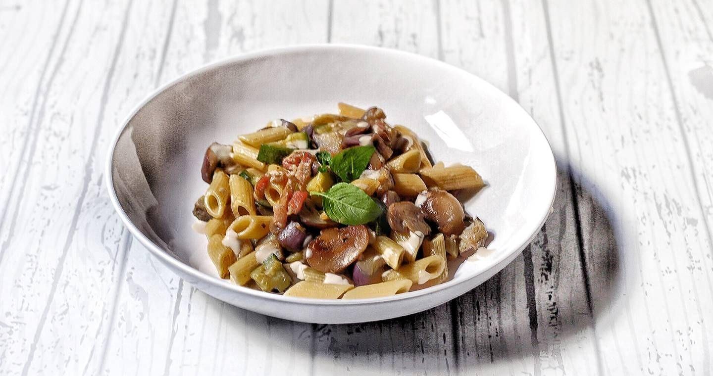 Pasta alla boscaiola - Parmalat