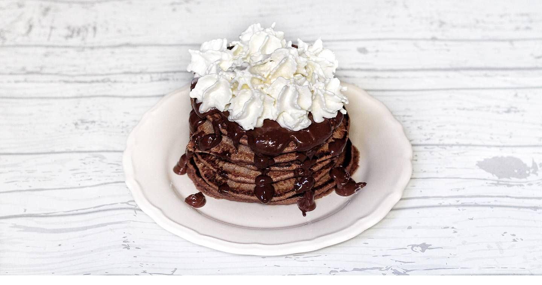 Pancake al cioccolato - Parmalat