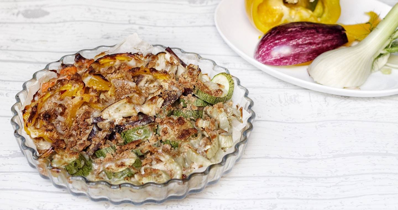 Verdure gratinate - Parmalat