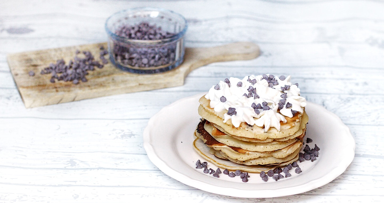 Pancake con gocce di cioccolato - Parmalat