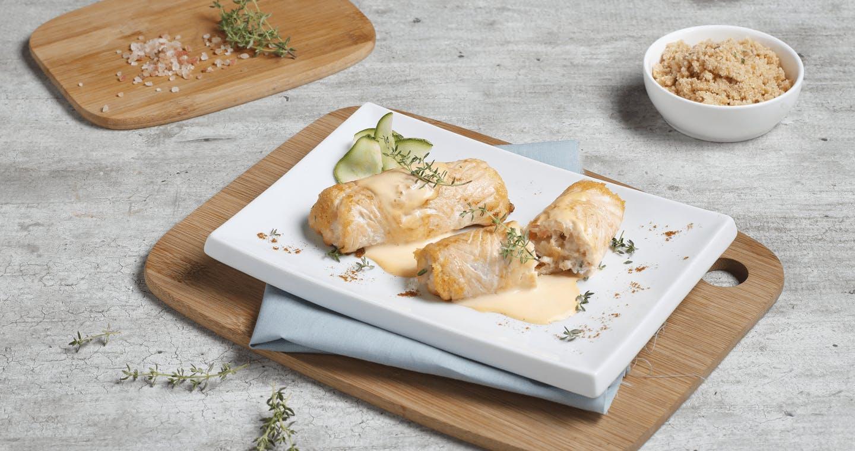 Involtini di salmone - Parmalat