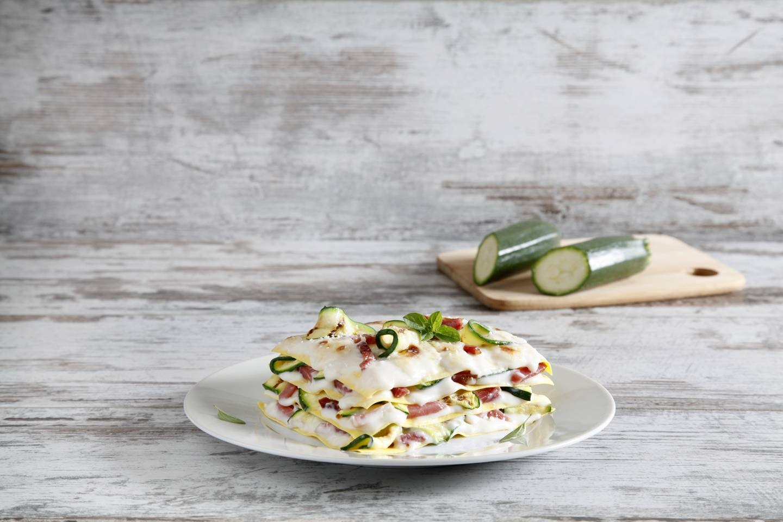 Lasagne Zucchine e Speck - Parmalat