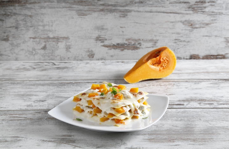 Lasagne zucca e gorgonzola - Parmalat