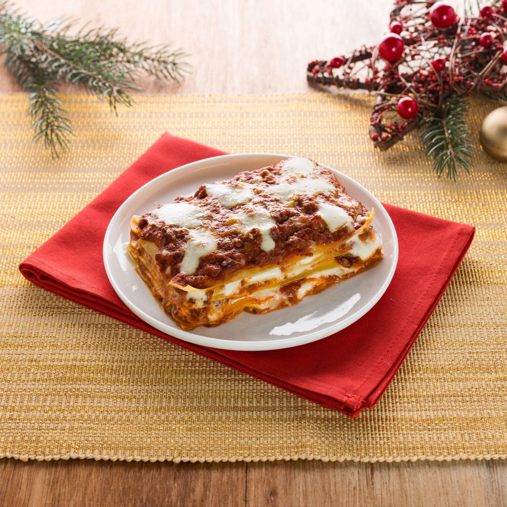 Lasagna alla bolognese - Parmalat