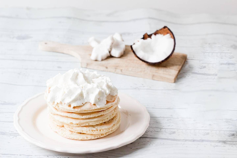 Pancake al cocco - Parmalat