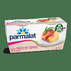 Yogurt Parmalat Magro più cremoso Pesca