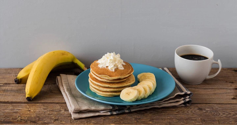 Pancake alla banana - Parmalat