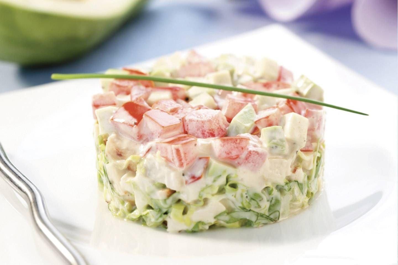 Pasticcio d'avocado e pollo alle erbe aromatiche - Parmalat