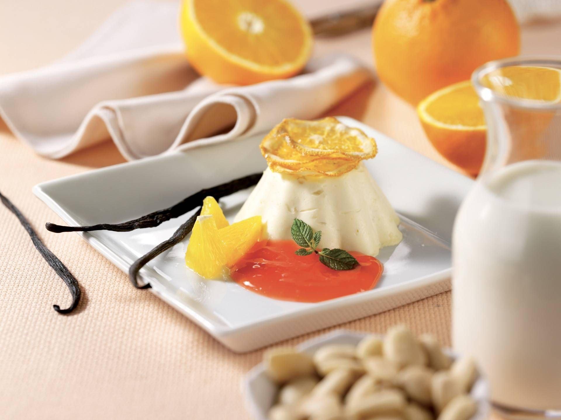 Semifreddo all'arancia - Parmalat