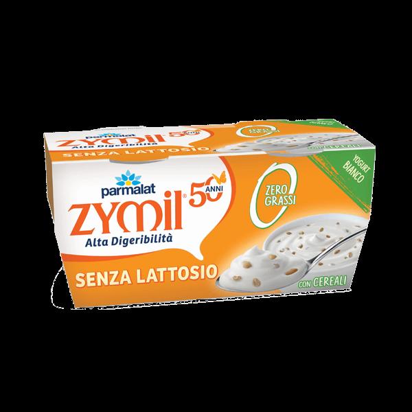 Yogurt Zero Grassi Bianco con Cereali