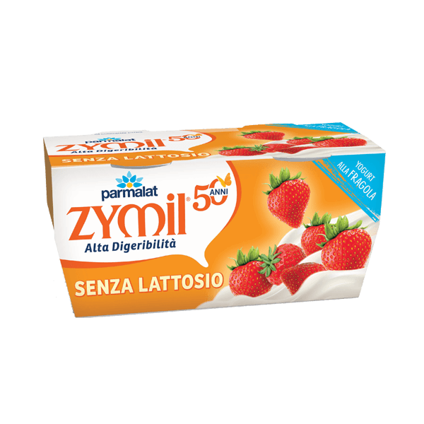 Yogurt Zymil Fragola
