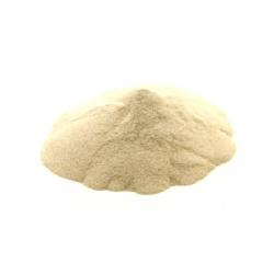 agar agar in polvere