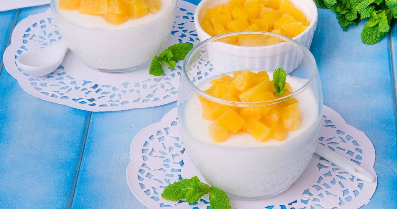 Bavarese allo yogurt - Parmalat