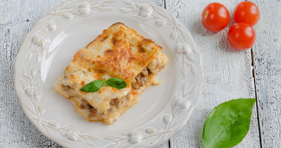 Lasagne bianche - Parmalat