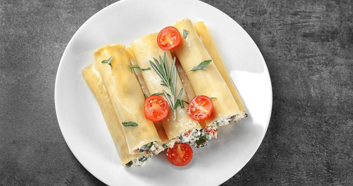 Cannelloni vegetariani - Parmalat