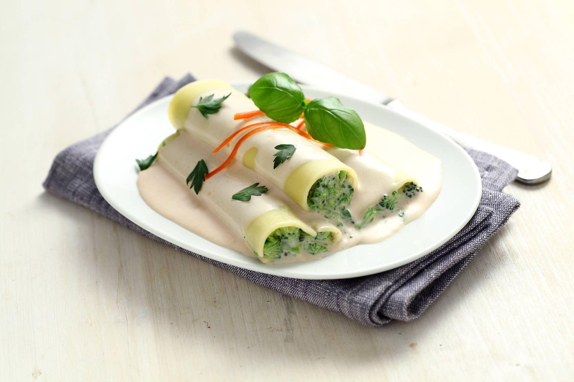 Cannelloni broccoli e salmone - Parmalat