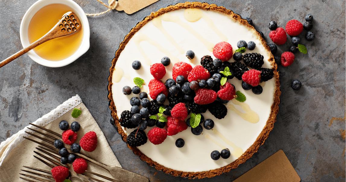 Cheesecake allo yogurt - Parmalat