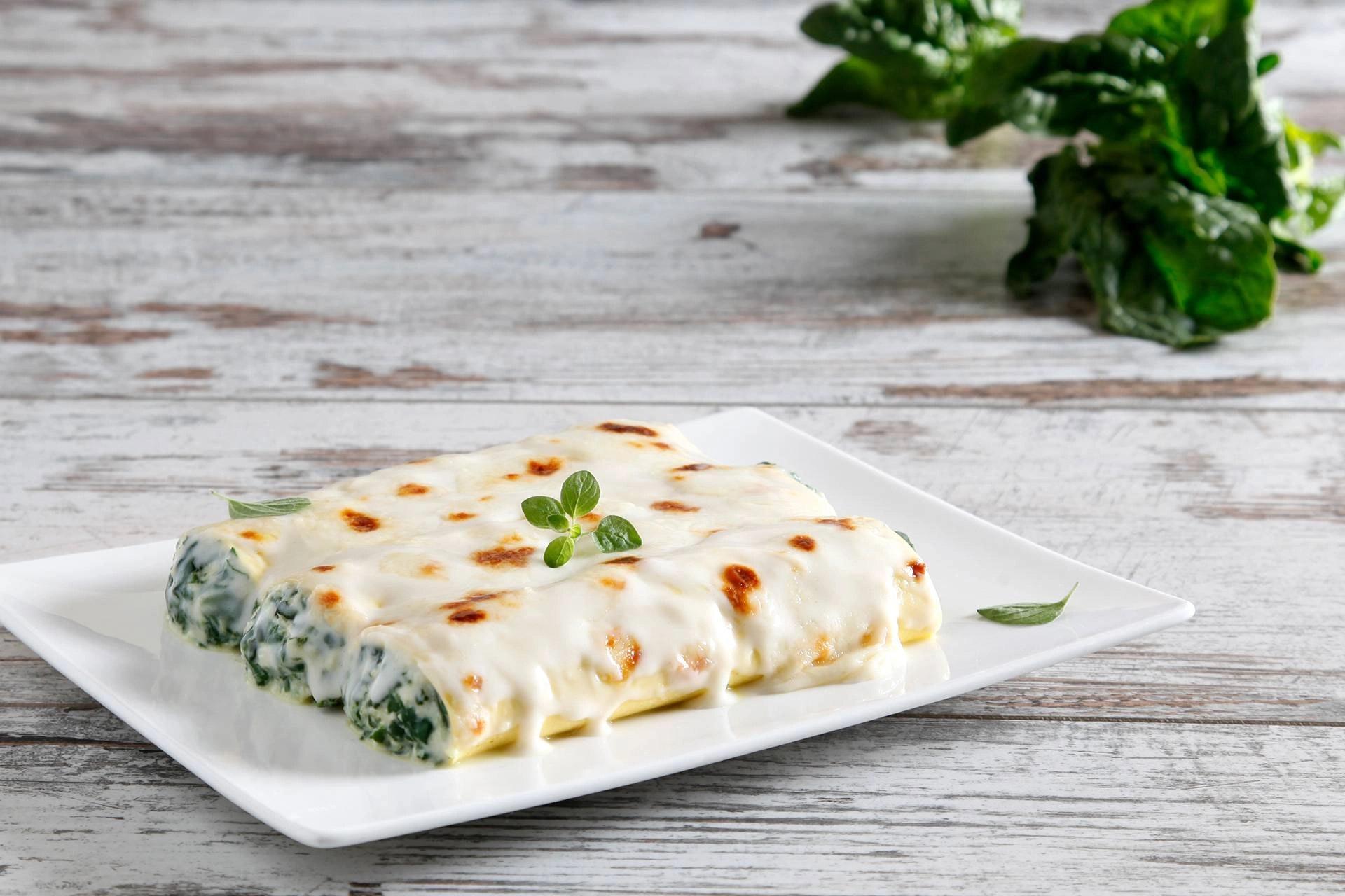 Cannelloni Ricotta e Spinaci - Parmalat